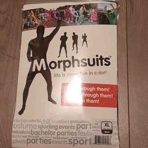 NWT Black Morphsuits